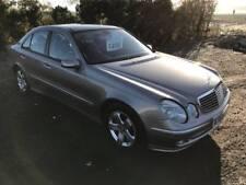 2003 Mercedes benz E320 CDI Avantgarde auto