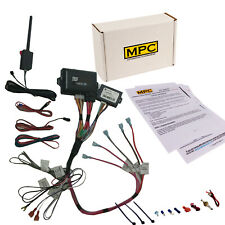 Complete Remote Start Kit and Keyless Entry For 2003-2007 GMC Savana - Prewired