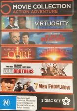 Virtuosity, The Hunt For Red October, The Core, Four Brothers, 7 Men From Now 5