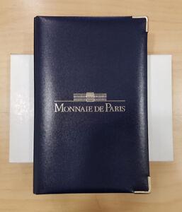 Monnaie de Paris Coffret BE Belle Epreuve PROOF 11 pièces 1998 3 Plis