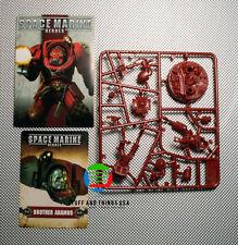 Warhammer 40K Space Marine Heroes Series 2 -  Brother Aramus