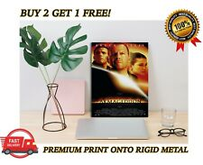 METAL Poster Armageddon Classic Movie Art Print Plaque Gift