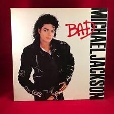 Michael JACKSON Bad 1987 VINYL LP record excellent état
