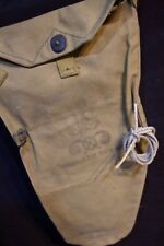 WWII Original BRAND NEW GAS MASK BAG as used by Airborne Troops