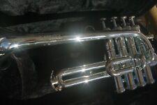 Professional Piccolo BRASSPIRE Unicorn BEAUTIFUL SOUND! trumpet Trompete no Bach