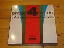 PHASE 4 STEREO 6 Classical Analogue LPs BOX Limited Numbered Edition NEW SEALED