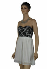 Dotti Strapless Regular Size Dresses for Women