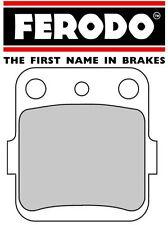 FERODO FDB381EF pastiglie anter HONDA 3 WHEELERS ATC 250 R 250 1983   1984