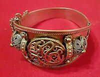 Bracelet asiatique en argent