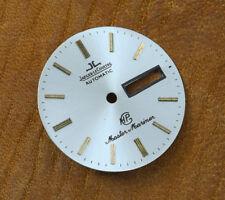 NOS Vintage JAEGER LeCoultre Master Mariner Dial HGP Day Date Model