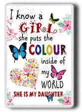 Daughter Gift Christmas Birthday Gift for Daughter,FRIDGE MAGNET!,Large size