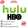 Hûulû Premium + H B O 🔥  No Commercial ✅ 1 year subscription