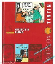 Livret TINTIN fascicule OBJECTIF LUNE n° 5 tout savoir sur l'album booklet Hergé