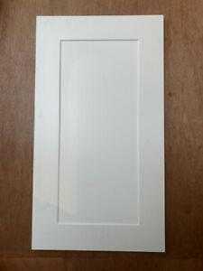 B&Q IVORY CLASSIC SHAKER 595mm Wide  x 895mm High Tall Wall Door PACK B1