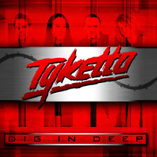 Tyketto : Dig in Deep CD (2015) Value Guaranteed from eBay's biggest seller!