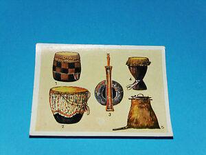#65 OSTAFRIKA CHROMO DEUTSCHE KOLONIEN 1930 COLONIES ALLEMANDES AFRIQUE