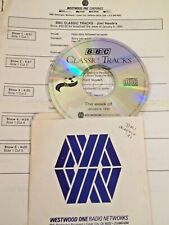 RADIO SHOW: BBC CLASSIC TRACKS 1/6/92 JIMI HENDRIX LIVE w/DJ RICHARD SKINNER