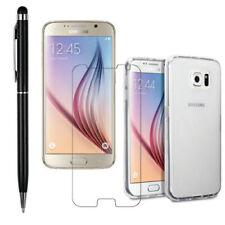 Carcasas Para Samsung Galaxy S6 color principal transparente para teléfonos móviles y PDAs