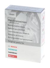 Detergente sgrassatore in polvere per la cura della Lavatrice - Cleaner 00311610