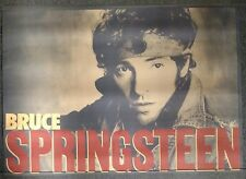 Bruce Springsteen Born In The U.S.A. 1984 Promo Poster