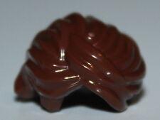 Lego Star Wars Reddish Brown Minifig Headgear Hair Swept Back Tousled Anakin