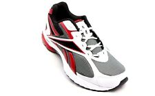 Reebok Men's Cruise On Leather & Mesh Running Shoes Size 8.5 (BRAND NEW)