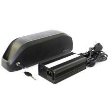 Risun 52V 17.5AH Ebike Down Tube Polly Samsung Cell Li-ion Battery 5A Charger