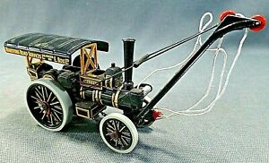 Matchbox Collectible 1/43 Diecast Antique Steam Tractor Marstons Rd.Serv.YAS07-M