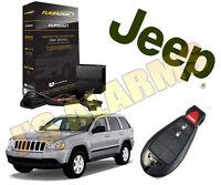 Add-on Remote Start for 2003 Dodge Ram 1500 Van Factory Keyless Entry