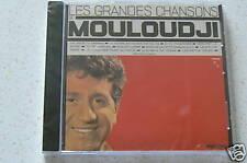 LES GRANDES CHANSONS DE MOULOUDJI - (CD) NEUF BLISTER