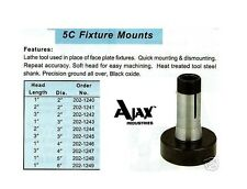 "5C Fixture Mount Head Length 1/"" Overall Head Dia 4/"""