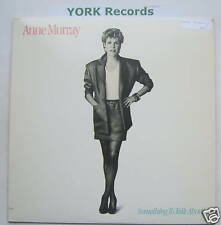 ANNE MURRAY - Something To Talk About - Ex LP Record