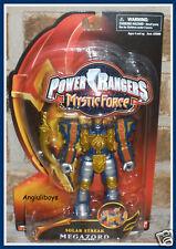 Power Rangers Mystic Force SOLAR STREAK MEGAZORD 2006