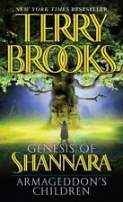 Armageddon's Children (The Genesis of Shannara, Book 1)-ExLibrary