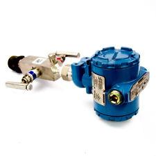 Rosemount 2088 Pressure Transmitter Gage and 306 In-Line Manifold