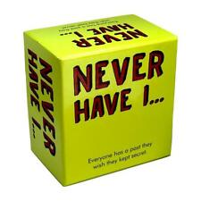 Never Have I... Drinking Card / Party Game - New