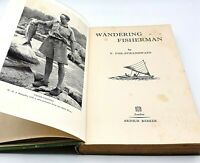 Wandering fisherman by V. Fox-Strangways - 1955 - Collectable fishing book