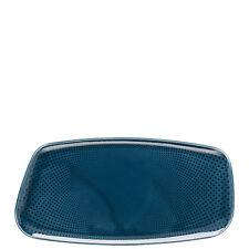 Rosenthal - Junto Ocean Blue- Piatto rettangolare cm 30x15 - Rivenditore