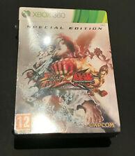 Street Fighter x Tekken EDICIÓN ESPECIAL XBOX 360 PAL ESPAÑOL NUEVO PRECINTADO