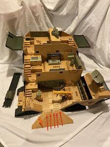 GI Joe Mobile Command Center 1987 Near Complete