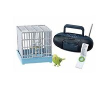 """Re-Ment """"Living Room, #2 - CD Stereo and Parakeet, 1:6 dollhouse kitchen foods"""