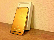 Luxus Apple iPhone 6S 64GB 24Karat Gold Schwarz