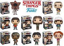 Funko Pop TV Stranger Things: 13318.21.22.23.24.25.27.47 Set of 8