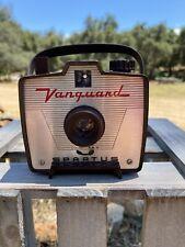 VINTAGE VANGUARD SPARTUS COLOR/ B&W BOX CAMERA