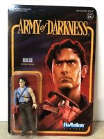 Hero Ash Army of Darkness Super 7 Reaction Action Figure New In Box