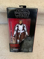 "Hasbro Star Wars Black Series Clone Commander Obi-Wan Kenobi 6"" Inch NON-MINT"
