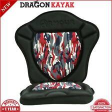 New Dragon kayak Comfortable Fishing Top Quality Seat - Pro Series Red Camo