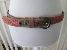 Unbranded Textured Belts for Women