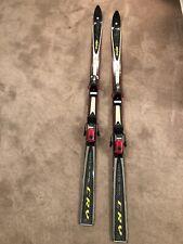 170 cm Alpina CRV Downhill skis W Adjustable Look XR 6.0 bindings Men's Women's