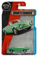 2016 Matchbox #29 MBX Adventure City Volkswagen Karmann Ghia